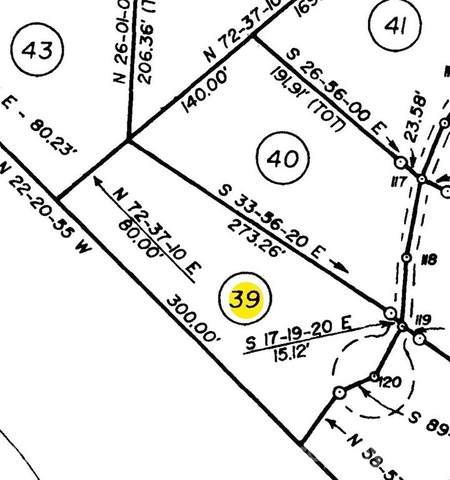 Lot 39 Fawn Trail Lane #39, Piney Creek, NC 28663 (#3679401) :: The Allen Team