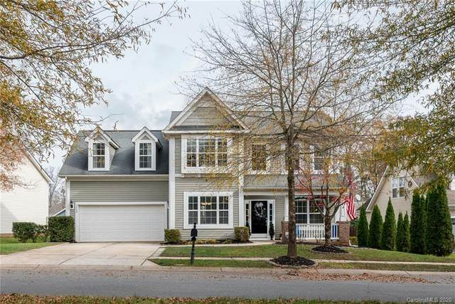 5402 Colonial Garden Drive, Huntersville, NC 28078 (#3679587) :: Carlyle Properties
