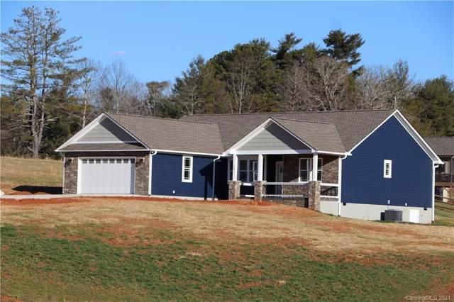 306 Walnut Ridge Lane, Weaverville, NC 28787 (#3680353) :: Puma & Associates Realty Inc.