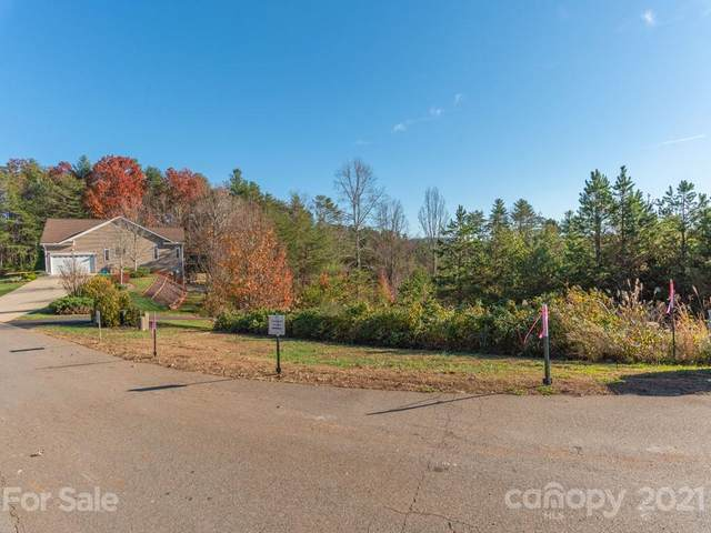 78 Homestead Ridge Road #21, Weaverville, NC 28787 (#3681261) :: The Allen Team