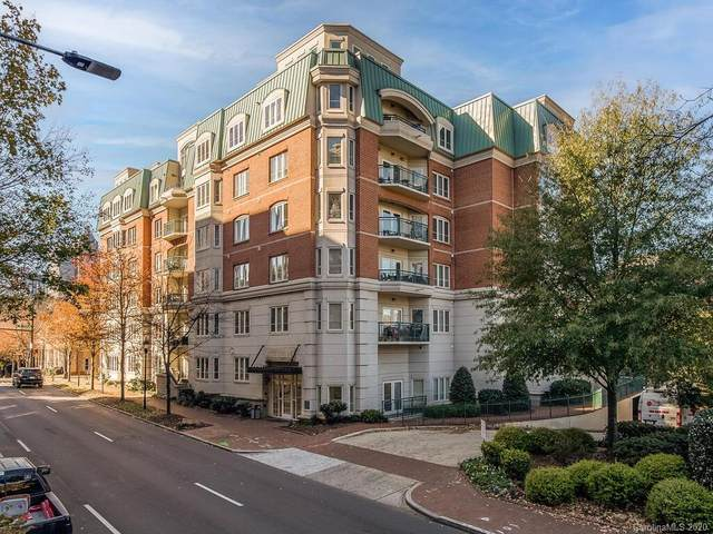 401 Church Street #201, Charlotte, NC 28202 (#3681685) :: Miller Realty Group
