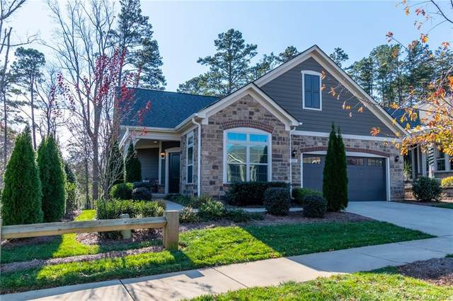 8205 Parknoll Drive, Huntersville, NC 28078 (#3685814) :: LePage Johnson Realty Group, LLC