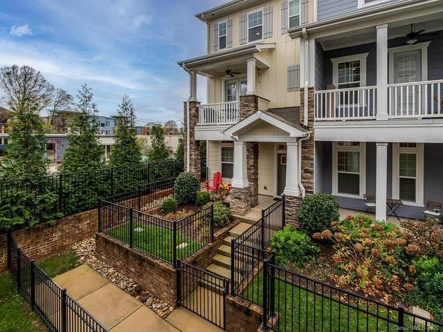 2327 Crockett Park Place, Charlotte, NC 28203 (#3685865) :: Ann Rudd Group
