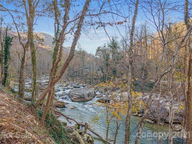 200 Fall Creek Drive #24, Chimney Rock, NC 28720 (#3686215) :: The Allen Team