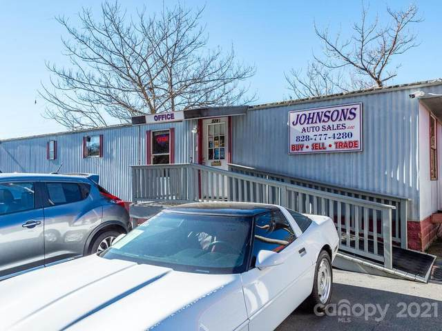 5311 Us 25/70 Highway, Marshall, NC 28753 (#3686257) :: BluAxis Realty