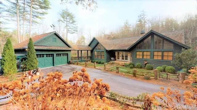 518 Cardinal Drive W 2M, Lake Toxaway, NC 28747 (#3686411) :: Austin Barnett Realty, LLC