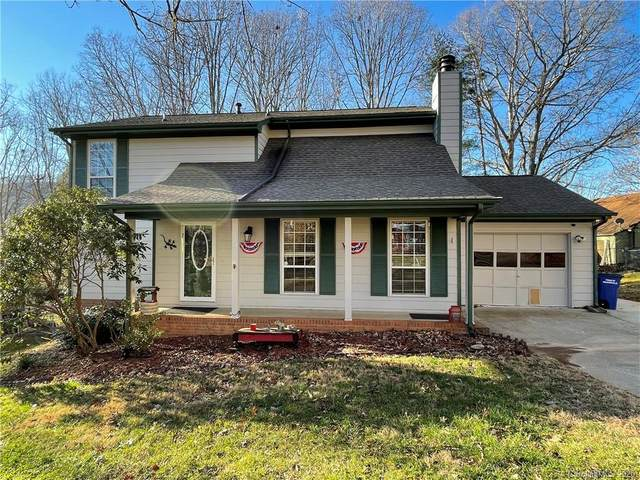 443 Creekside Drive, Asheville, NC 28804 (#3686844) :: Carver Pressley, REALTORS®