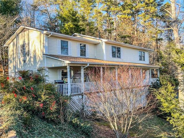 8 Countryside Drive, Asheville, NC 28804 (#3686847) :: Miller Realty Group
