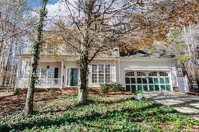4718 Magnolia Ridge Drive, Waxhaw, NC 28173 (#3687035) :: LePage Johnson Realty Group, LLC