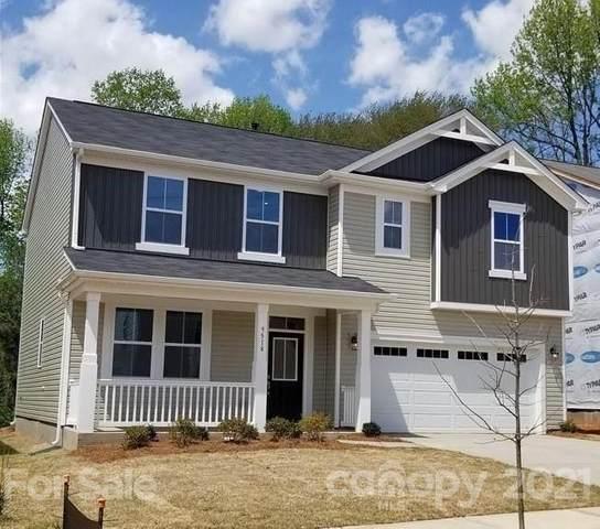 9518 Harvard Oak Court 52/Harper, Charlotte, NC 28269 (#3687463) :: Odell Realty