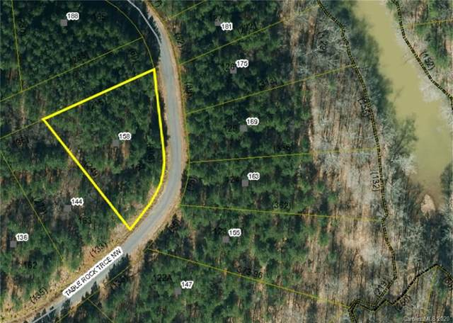 158 NW Table Rock Trace NW #164, Valdese, NC 28690 (#3689903) :: Robert Greene Real Estate, Inc.