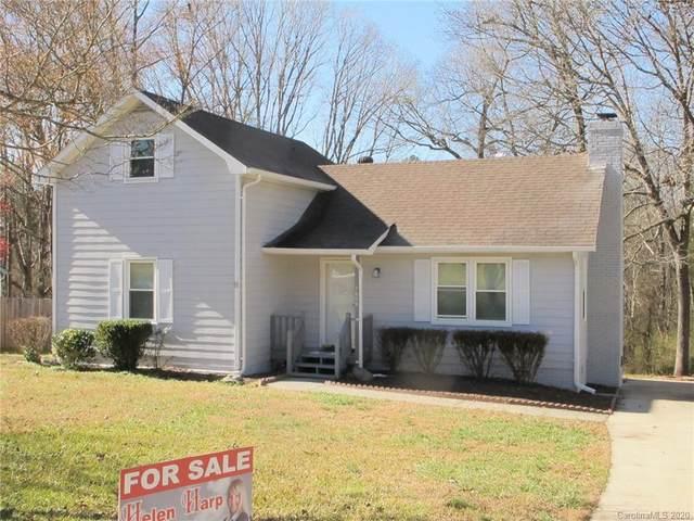 1606 Buena Vista Road #0.37, Monroe, NC 28112 (#3691367) :: Robert Greene Real Estate, Inc.