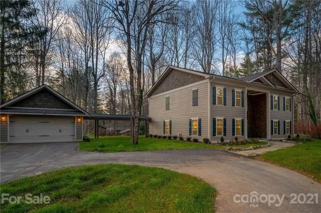 214 Country Club Circle, Brevard, NC 28712 (#3691531) :: Besecker & Maynard Group