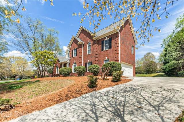 811 Kings Crossing Drive NW, Concord, NC 28027 (#3692470) :: Stephen Cooley Real Estate Group
