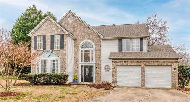 8600 Abbey Brook Court, Charlotte, NC 28216 (#3692754) :: Miller Realty Group