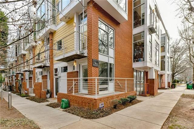 287 Mcdonald Avenue, Charlotte, NC 28203 (#3694496) :: SearchCharlotte.com