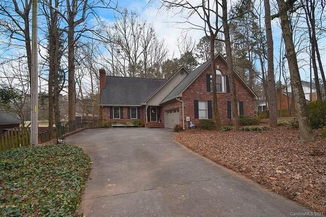 12916 Hidden Hills Lane, Mint Hill, NC 28227 (#3697400) :: Austin Barnett Realty, LLC