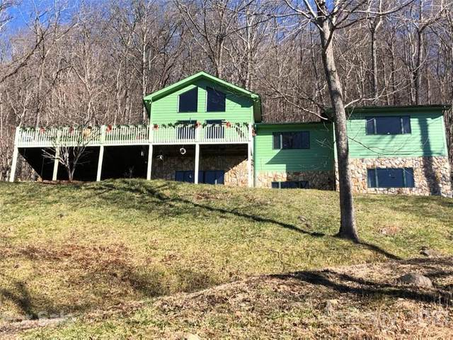 196 Red Tail Ridge, Bakersville, NC 28705 (MLS #3698624) :: RE/MAX Journey