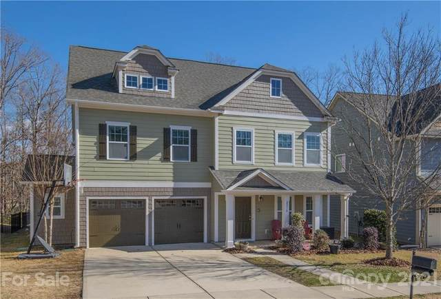 2218 Bluebell Way, Tega Cay, SC 29708 (#3698988) :: Home and Key Realty