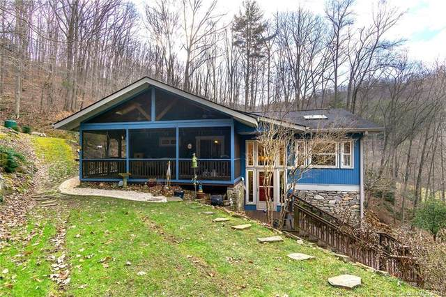 52 Jump Cove Road, Weaverville, NC 28787 (#3699074) :: Keller Williams Professionals