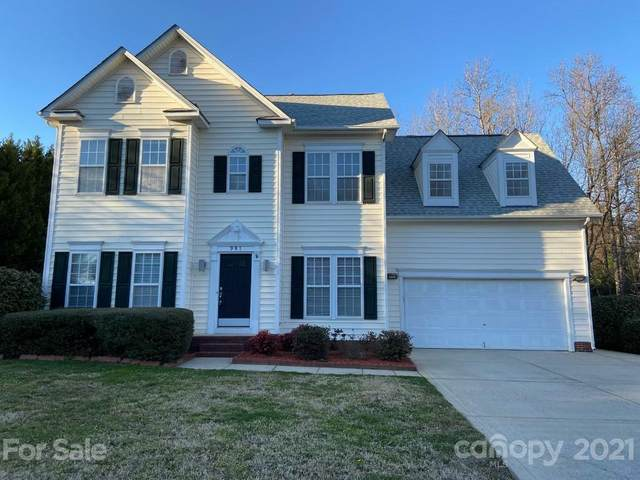 901 Cadogan Court, Fort Mill, SC 29708 (#3700045) :: Lake Wylie Realty