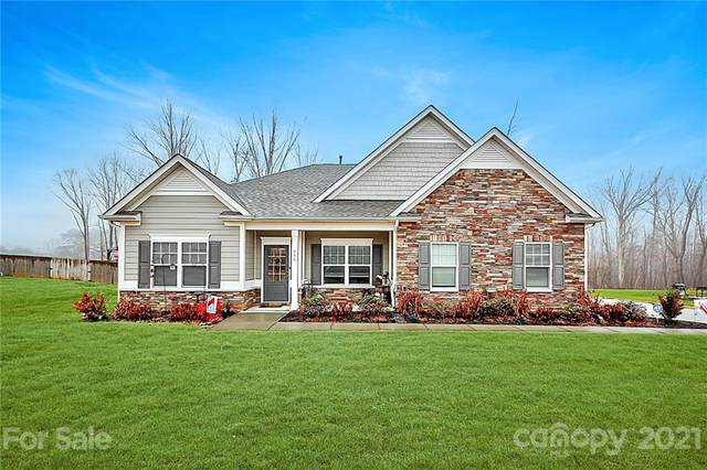 155 Autumn Mist Road, Statesville, NC 28677 (#3700608) :: Burton Real Estate Group