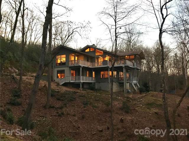 466 Sweetwater Lane, Pisgah Forest, NC 28768 (#3700954) :: Keller Williams Professionals
