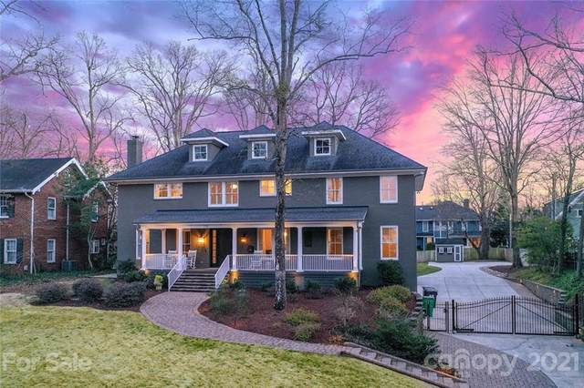 2240 Mecklenburg Avenue, Charlotte, NC 28205 (#3701242) :: LePage Johnson Realty Group, LLC