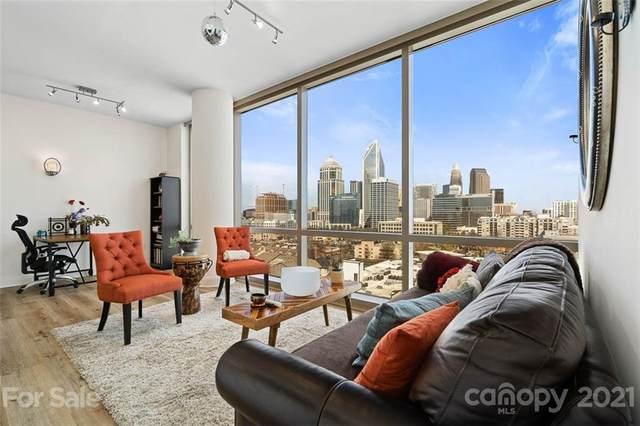 315 Arlington Avenue #1401, Charlotte, NC 28203 (#3702529) :: High Performance Real Estate Advisors