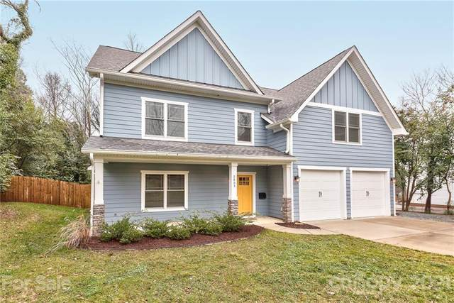 2805 Shamrock Drive, Charlotte, NC 28205 (#3702561) :: MOVE Asheville Realty