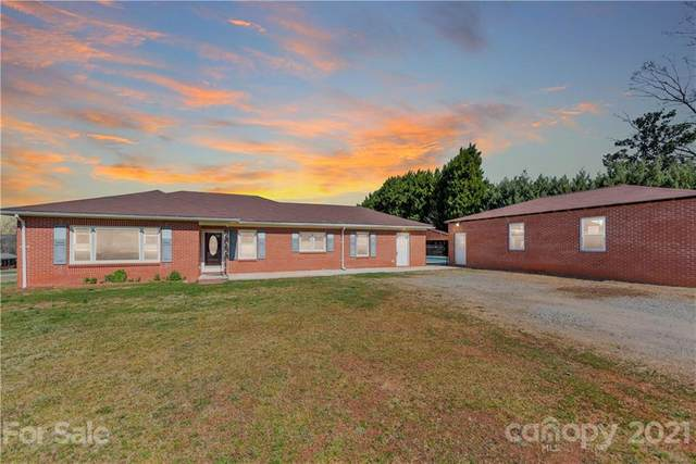 1960 Old Hickory Grove Road, Mount Holly, NC 28120 (#3705758) :: Mossy Oak Properties Land and Luxury