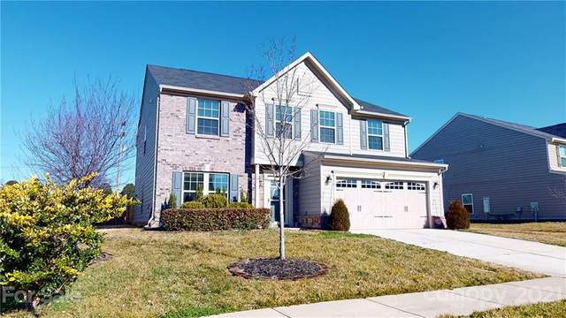 2112 Knocktree Drive 43B, Indian Trail, NC 28079 (#3707137) :: Carver Pressley, REALTORS®