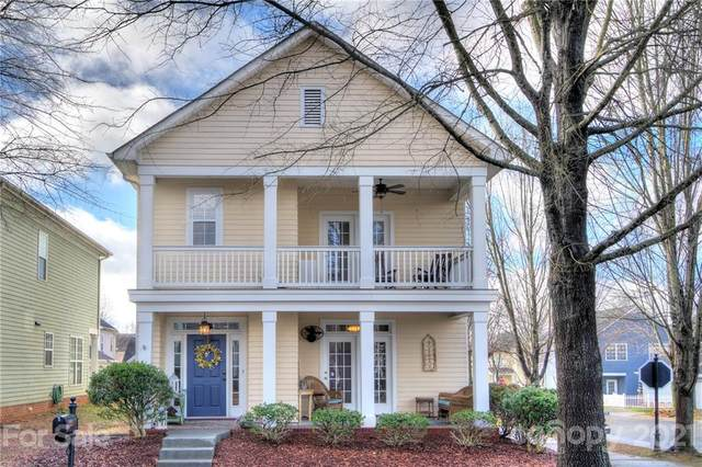 14502 Holly Springs Drive, Huntersville, NC 28078 (#3707975) :: Burton Real Estate Group