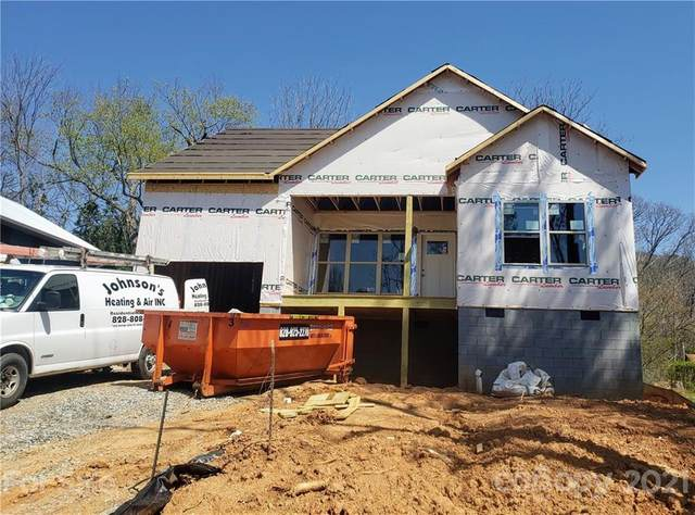 18 Elkmont Place, Asheville, NC 28804 (#3710291) :: LePage Johnson Realty Group, LLC