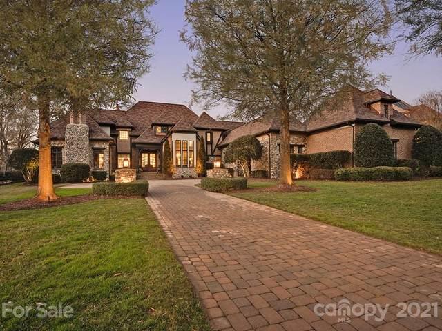8712 Longview Club Drive, Waxhaw, NC 28173 (#3711282) :: Home and Key Realty