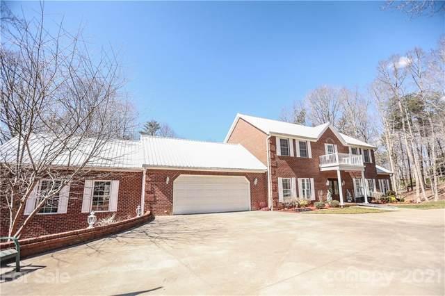 127 Sassafras Hill Drive, Rutherfordton, NC 28139 (#3712282) :: NC Mountain Brokers, LLC