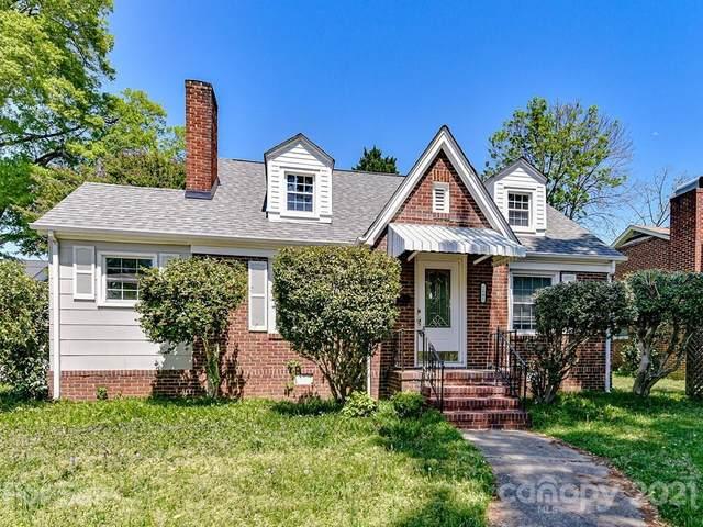 2601 Commonwealth Avenue, Charlotte, NC 28205 (#3712952) :: High Performance Real Estate Advisors
