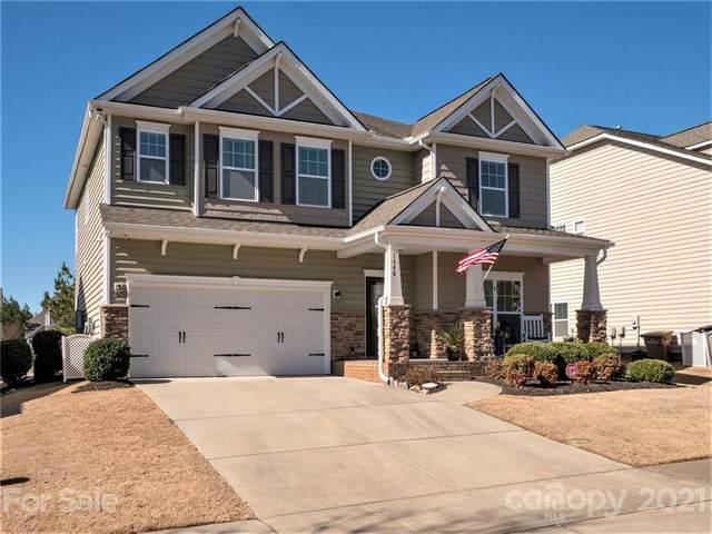 1640 Ridge Haven Road, Waxhaw, NC 28173 (#3713410) :: LKN Elite Realty Group | eXp Realty