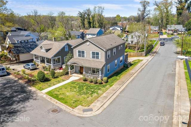 402 Wesley Heights Way, Charlotte, NC 28208 (#3713889) :: High Performance Real Estate Advisors