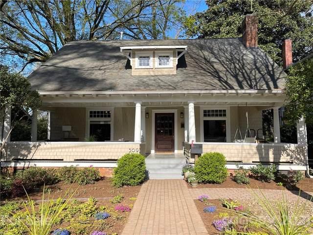 509 Louise Avenue, Charlotte, NC 28204 (#3716186) :: High Performance Real Estate Advisors
