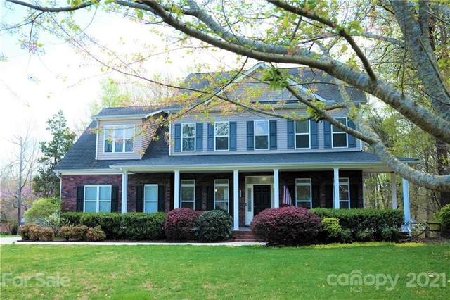8632 Willhill Road, Mint Hill, NC 28227 (#3716260) :: Austin Barnett Realty, LLC