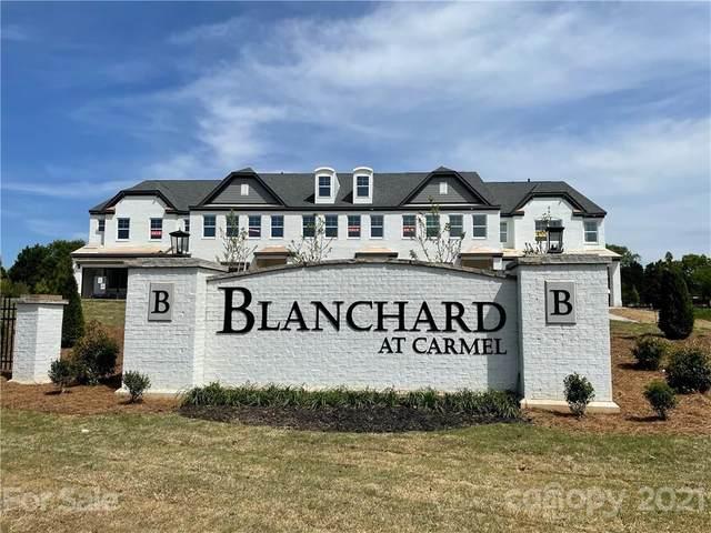 4807 Blanchard Way Lot 34, Charlotte, NC 28226 (#3717698) :: Carlyle Properties