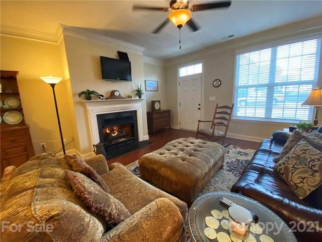 375 Beacon Street #4, Concord, NC 28027 (#3722031) :: Cloninger Properties