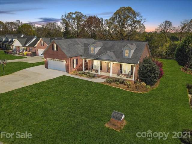 4360 Woodsbury Lane, Lincolnton, NC 28092 (#3722895) :: The Ordan Reider Group at Allen Tate