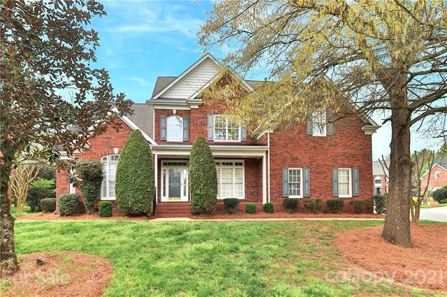 8802 Balmoral Park Drive, Charlotte, NC 28277 (#3723231) :: The Ordan Reider Group at Allen Tate