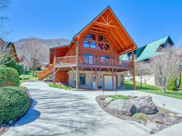 45 Bonus Court, Maggie Valley, NC 28751 (#3724373) :: Keller Williams Professionals