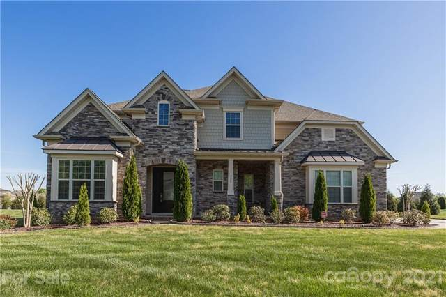 222 Walkers Bluff Court, Waxhaw, NC 28173 (#3724422) :: Lake Wylie Realty
