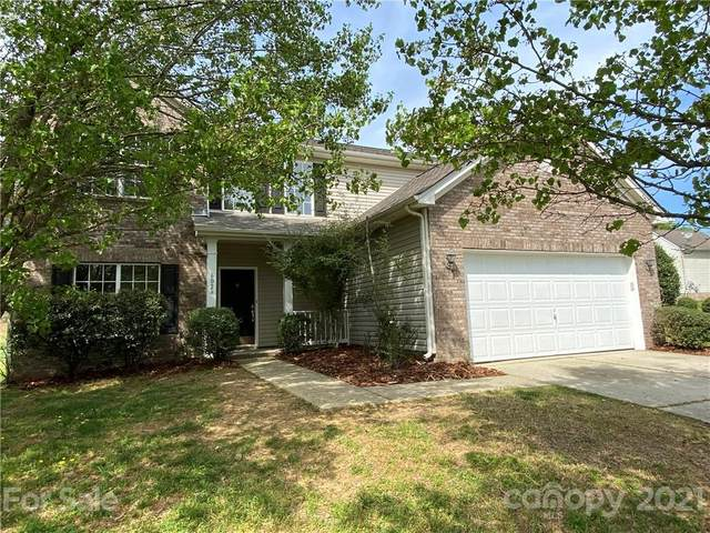 6024 Powder Mill Place, Indian Trail, NC 28079 (#3727181) :: Caulder Realty and Land Co.
