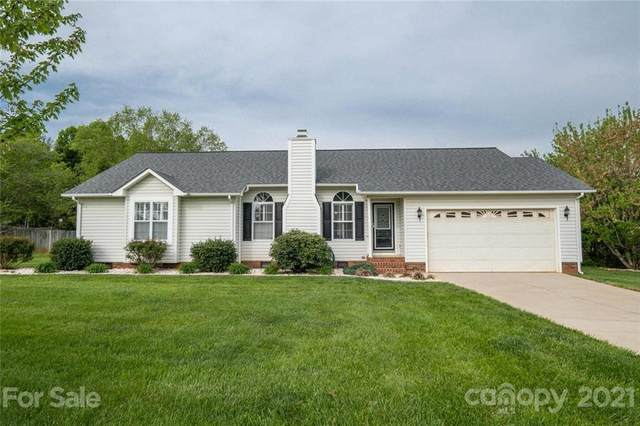 2540 Hill Top Drive #96, Salisbury, NC 28147 (#3727263) :: Scarlett Property Group