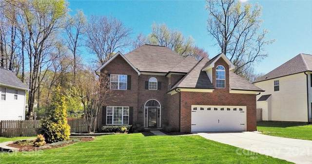 12520 Vantage Point Lane, Huntersville, NC 28078 (#3727306) :: LePage Johnson Realty Group, LLC